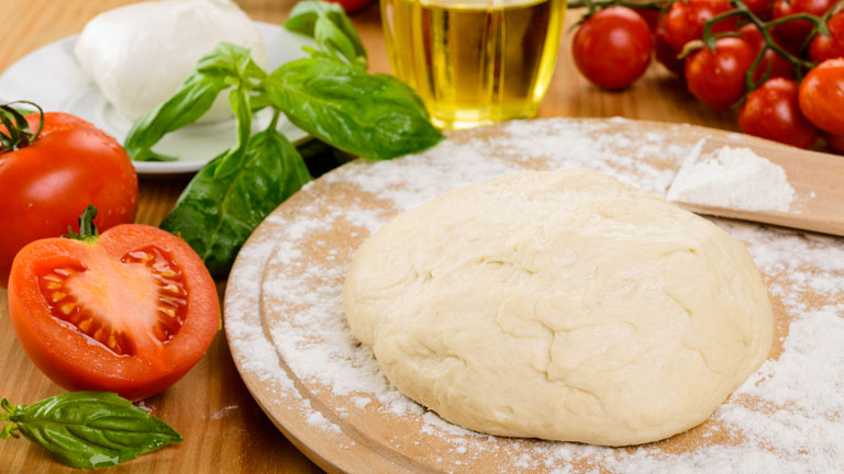 ingredienti pizza fatta in casa