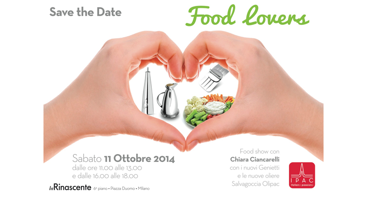 "La Rinascente Milano: evento I Genietti ""Food Lovers"""